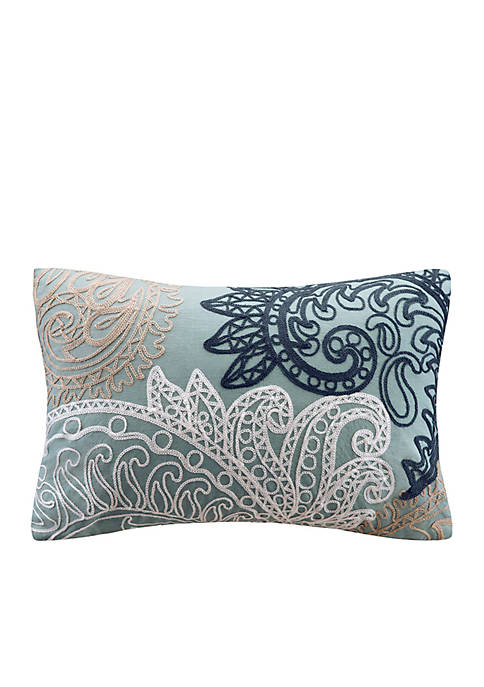 INK + IVY® Kiran Cotton Oblong Pillow with