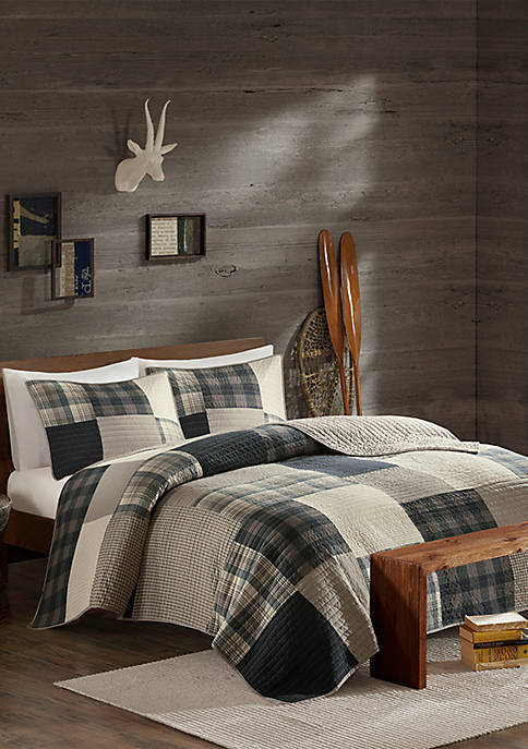 Winter Hills 3-Piece Quilt Mini Set