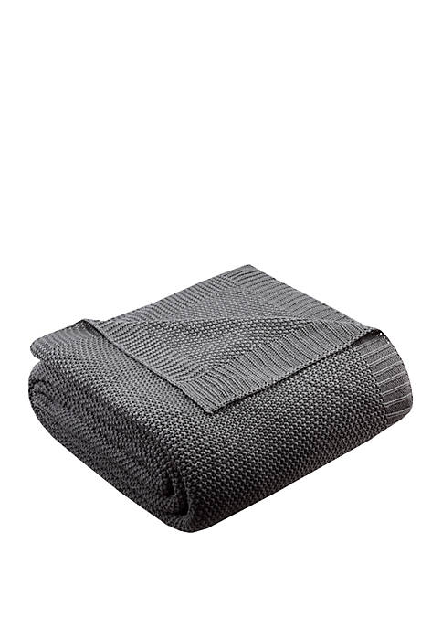 Bree Knit Blanket