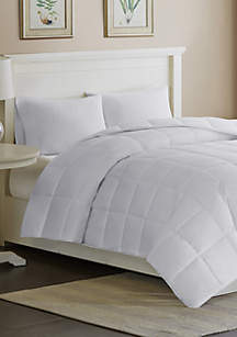 Sleep Philosophy Warmer Sateen White Down Alternative Thinsulate Comforter