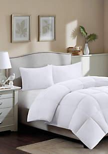 True North by Sleep Philosophy Northfield Cotton Twill Supreme Down Blend Comforter