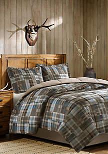 Woolrich Woolrich White River Down Alternative Comforter Mini Set