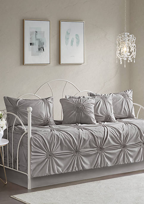 Madison Park Leila 6 Piece Reversible Daybed Cover