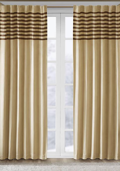 Madison Park Dune Window Curtain Pair