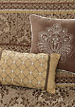 Bellagio 5 Piece Reversible Jacquard Bedspread Set