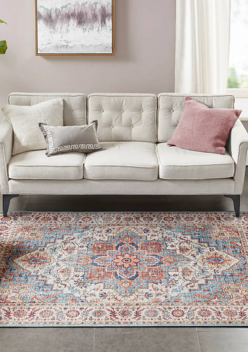 Madison Park Ashlynn Printed Imagine Area Rug