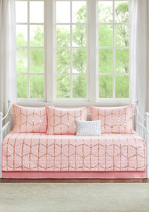 Raina Daybed Set - Blush