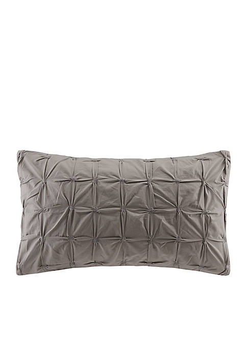 INK + IVY® Jane Embroidered Oblong Pillow