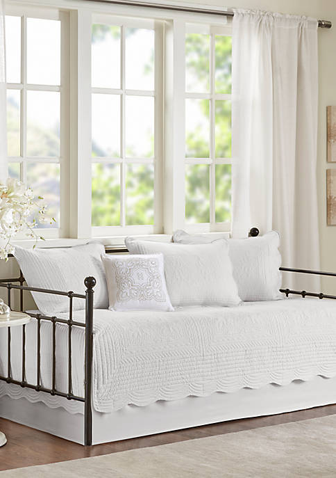 Tuscany 6-Piece Daybed Set White