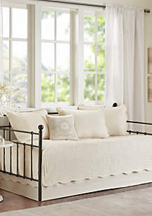 Tuscany 6-Piece Daybed Set - White