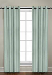 Gotham Linen Grommet Window Panel 50-in. x 108-in.