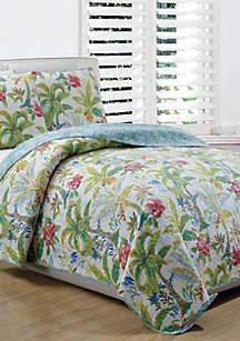 Matisse Palm Quilt Set