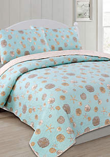 Sanibel Quilt Set