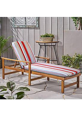 Allure Lounger Patio Cushion