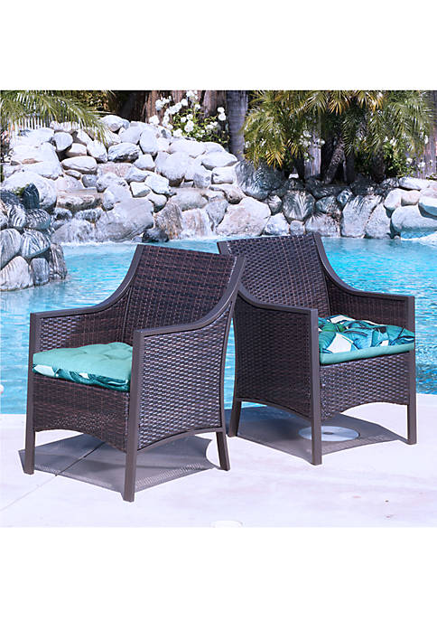 Commonwealth Home Fashions Aqua Tropical Patio Replacement