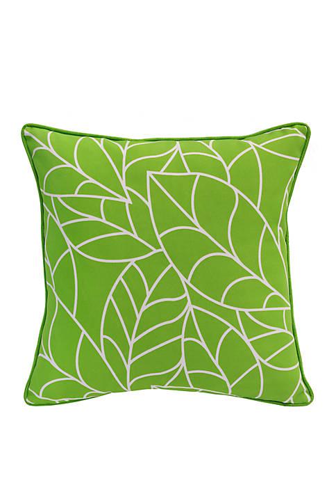 Commonwealth Home Fashions Botanical Decorative Cushion