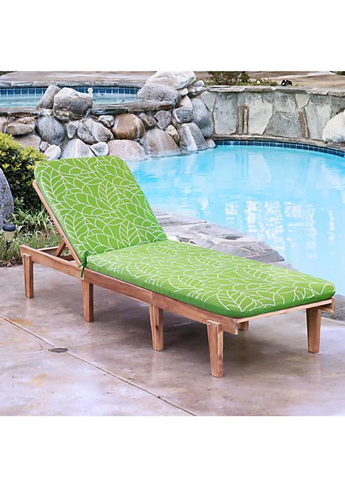 Botanical Lounger Cushion