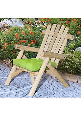 Botanical Adirondack Cushion