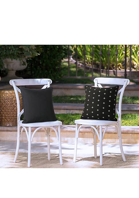 Commonwealth Home Fashions Chic Classique Decorative Cushion