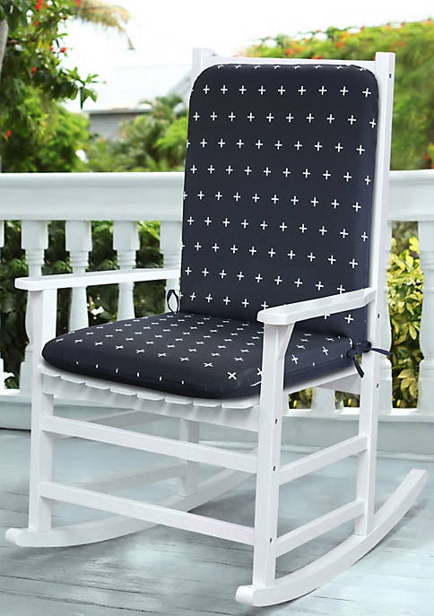 Commonwealth Home Fashions Chic Classique High Back Patio