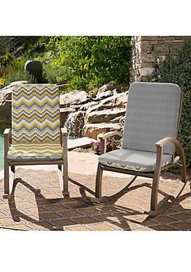 Coronado High Back Patio Cushion