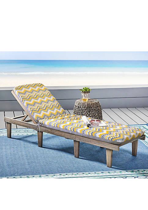 Commonwealth Home Fashions Coronado Lounger Patio Cushion