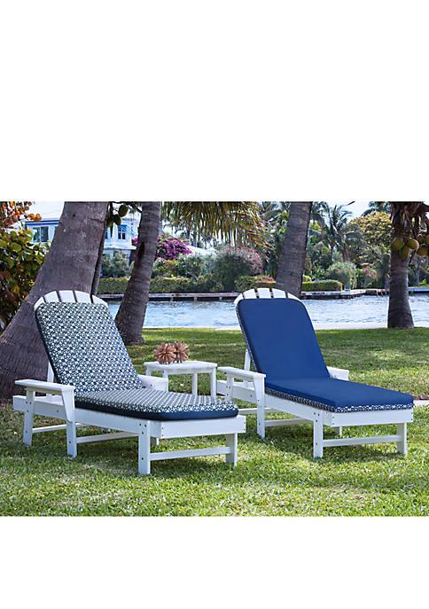 Manteo Lounger Patio Cushion
