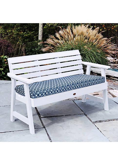 Manteo Bench Seat Patio Cushion