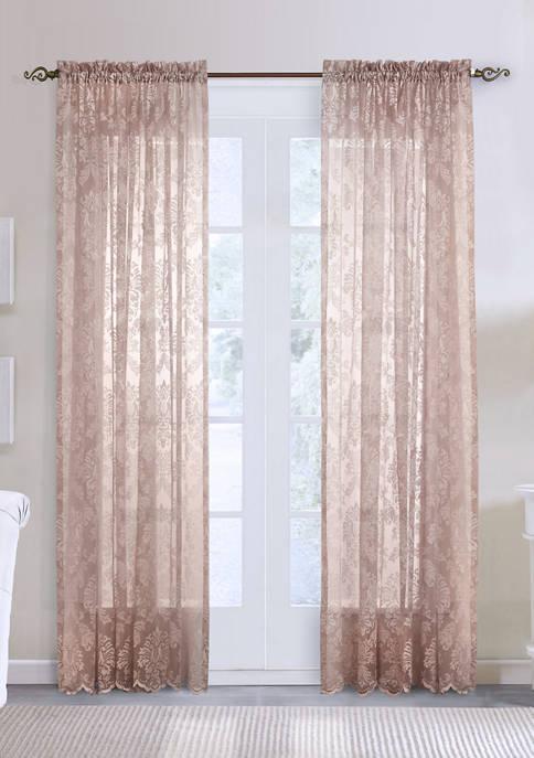 Columbus Rod Pocket Panel Curtains