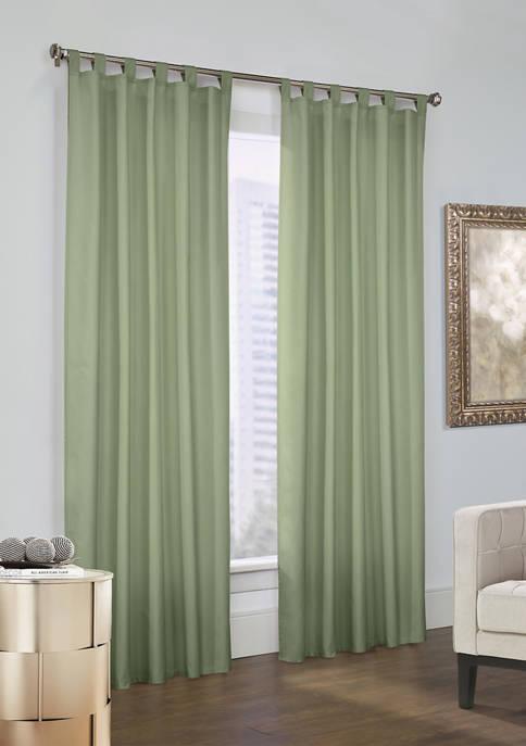 Prescott Tab Top Panel Curtain Pair