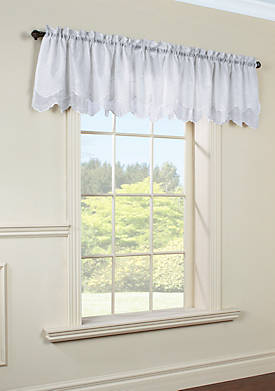Hathaway Valance Window Panel 54-in. x 17-in.