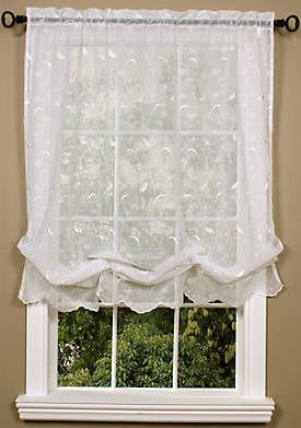 Hathaway Balloon Curtain 54-in. x 63-in.