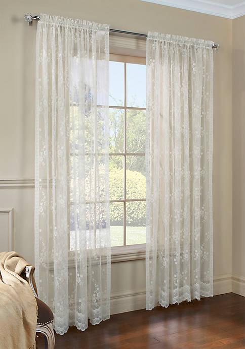 Commonwealth Home Fashions Mona Lisa Window Panel