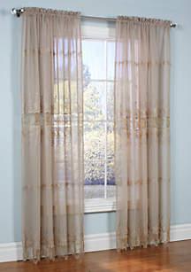 Annamaria Window Treatment Panels