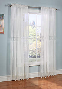 Annamaria Window Treatment - Online Only