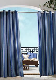 Gazebo Stripe Outdoor Window Panel 50-in. x 84-in.