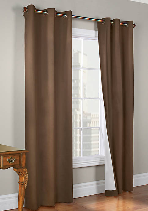 Commonwealth Home Fashions Weathermate Grommet Window Panels