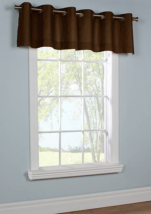 Commonwealth Home Fashions Weathermate Grommet Window Valance