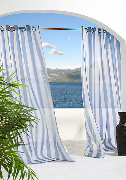 Escape Stripe Outdoor Window Panel
