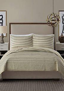 Variegated Stripe Quilt