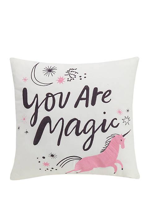 Magic Decorative Pillow