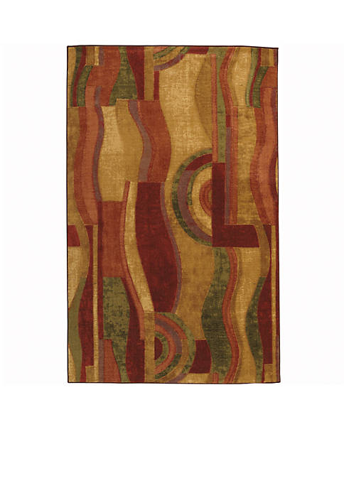 Picasso Printed Area Rug