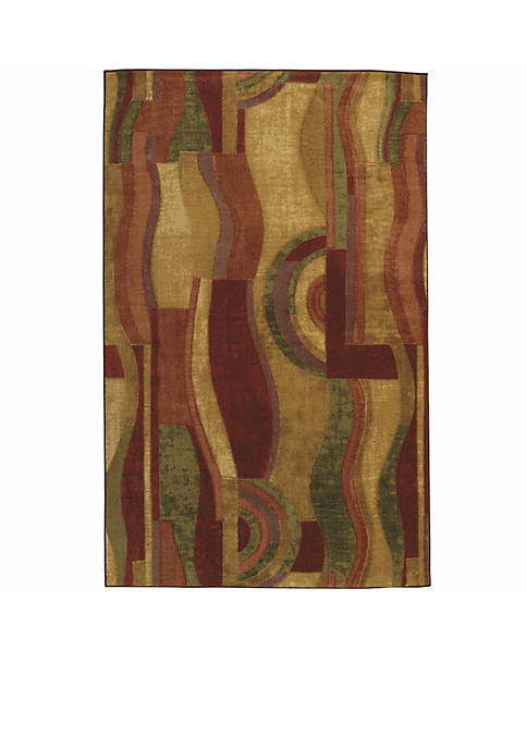 Mohawk Home Picasso Printed Area Rug