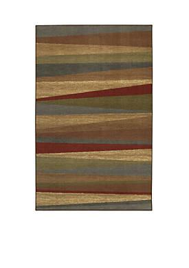 Mayan Sunset Printed Rug