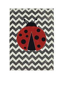 Little Lady Bug Rug