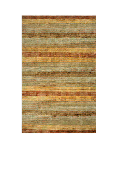 Momeni Gramercy Stripes Multi Area Rug 2 x
