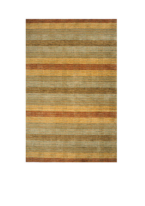 "Momeni Gramercy Stripes Multi Area Rug 36"" x"