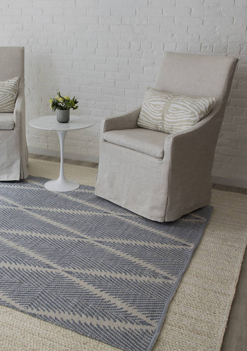 River 2 ft 3 in x 8 ft Area Rug
