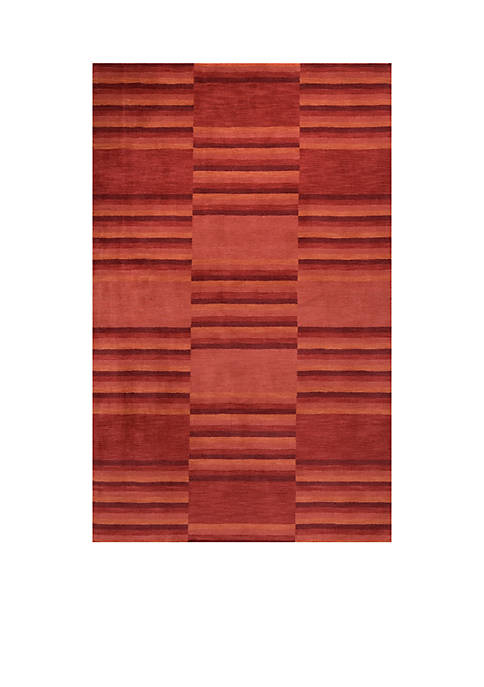 "Momeni Gramercy Gradient Red Area Rug 36"" x"