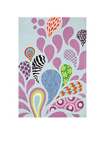 Lil Mo Hipster Paisley Area Rug 2' x 3'